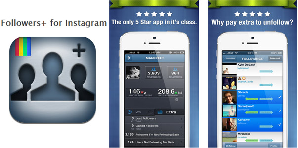 how to delete followers on instagram app