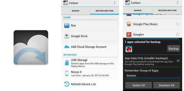 Carbon---App-Sync-and-Backup