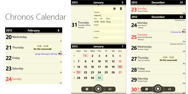 Chronos_Calendar_Windows_App