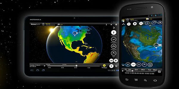 MeteoEarth_Android_App