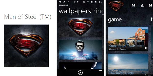 Man_Of_Steel_Wndows_App