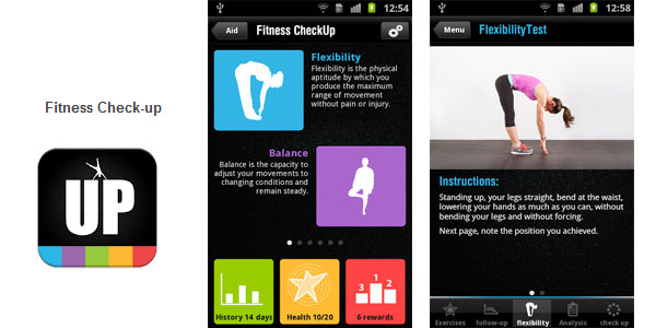 Fitness_Checkup_Android_App