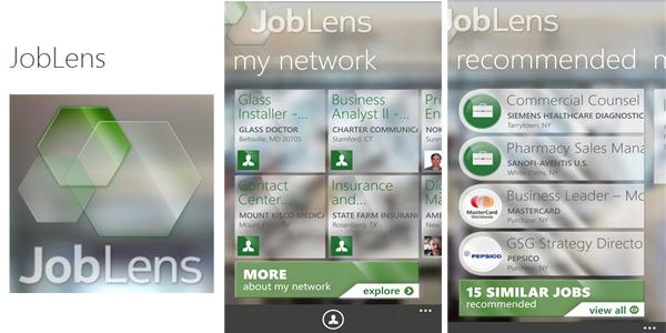 JobLens_Windows_Phone