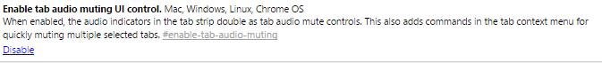 chrome_muting