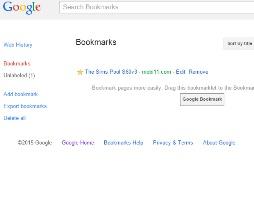 google-bookmark