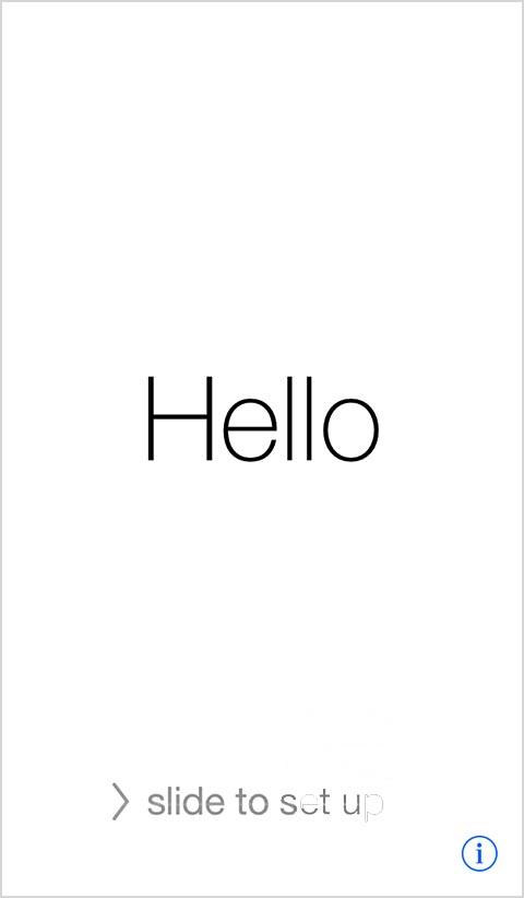 hello-screen