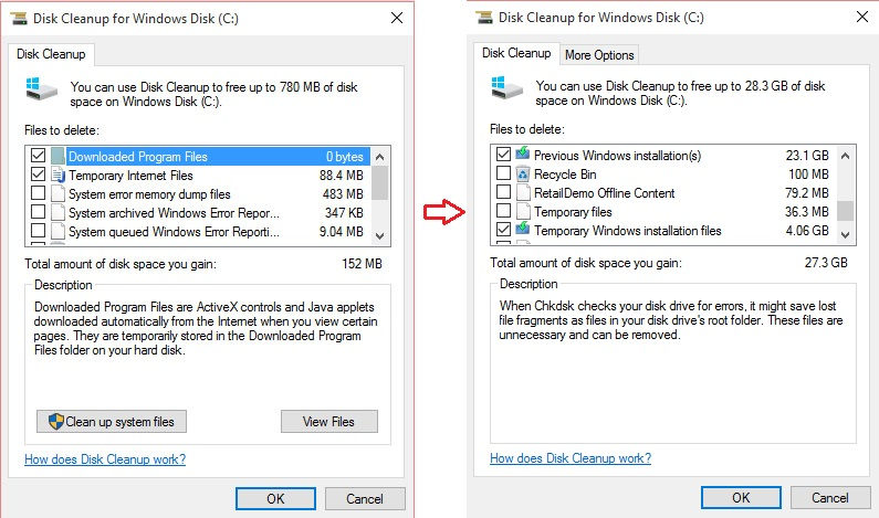 disk-cleanup-for-windows-disk