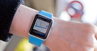 google map app apple watch