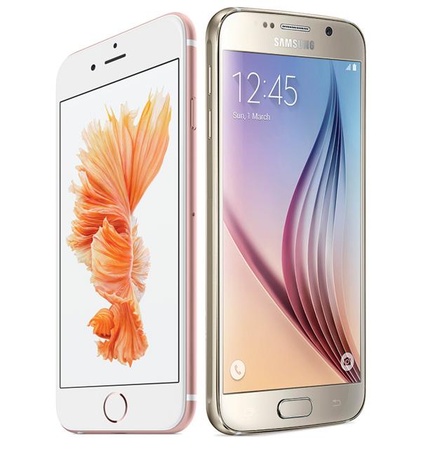 iPhone-6s-Galaxy-S6