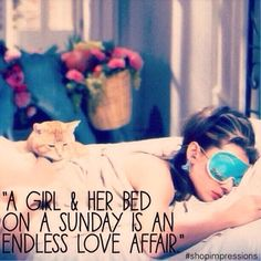 a-girl-her-bed