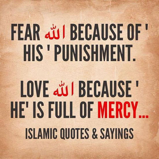 Islamic Quotes with beautiful images