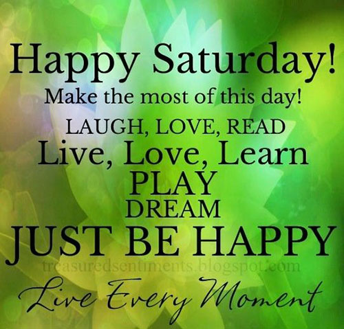 Image result for happy saturday pic