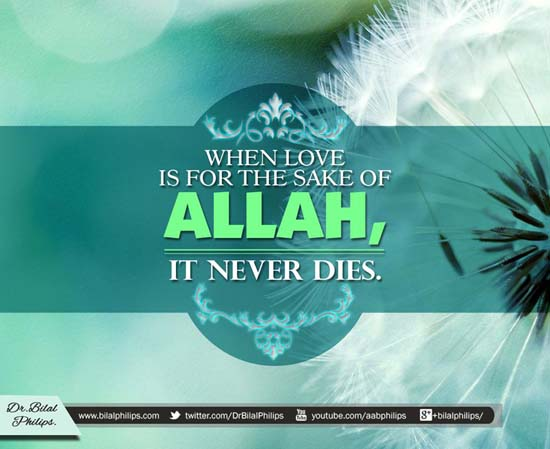 Islamic Quotes About Love. U201c