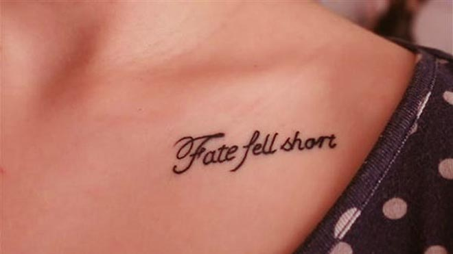 tatoo quotes for girls