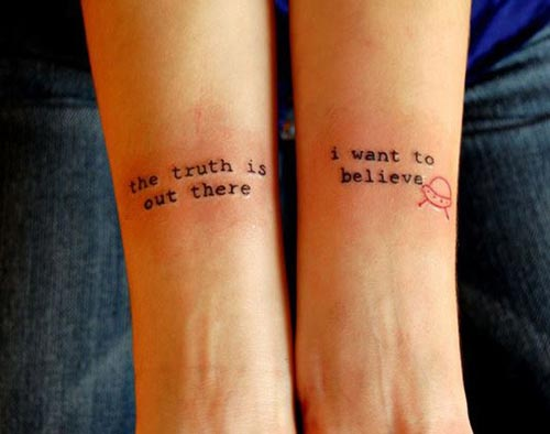 55 Unique Tattoo Quote Ideas for Women and Girls