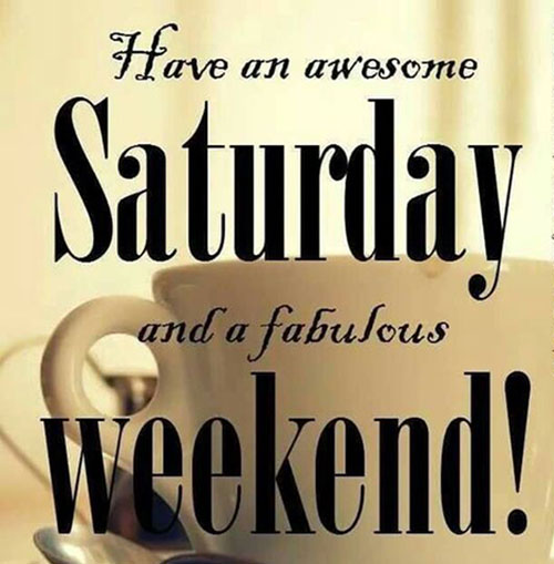 weekend-saturday-quotes