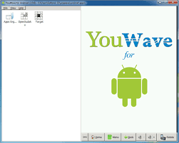 YouWave android emulator  for windows
