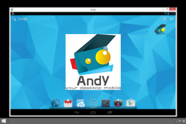 android andy emulator