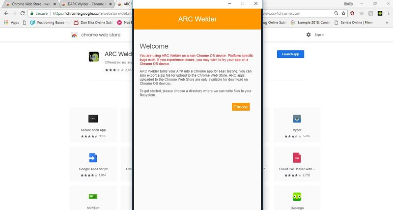How to Run Android apps in your Chrome web browser |